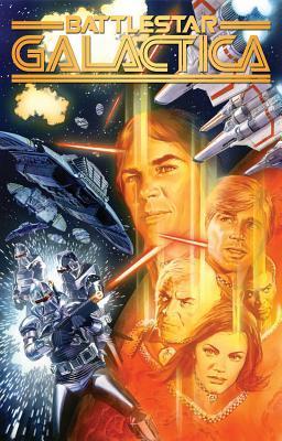 Battlestar Galactica, Volume 1: Memorial by Dan Abnett, Alex Ross, Cezar Razek, Andy Lanning