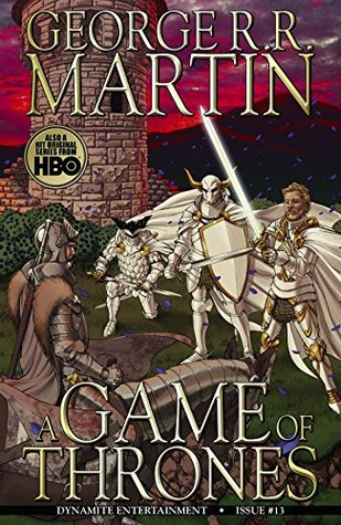 A Game of Thrones #13 by Tommy Patterson, George R.R. Martin, Daniel Abraham