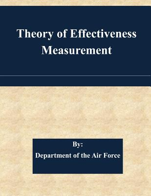 Theory of Effectiveness Measurement by Department of the Air Force