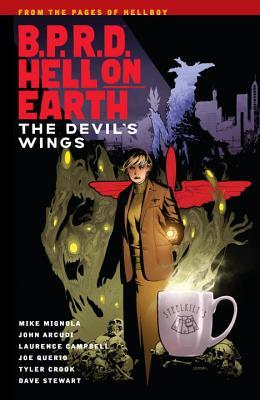 B.P.R.D. Hell on Earth, Vol. 10: The Devil's Wings by Mike Mignola, Ryan Sook, Tyler Crook, Joe Querio, Dave Stewart, John Arcudi, Laurence Campbell