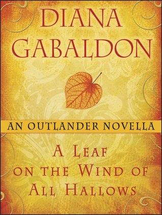 A Leaf on the Wind of All Hallows by Diana Gabaldon