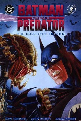Batman vs. Predator by Adam Kubert, Andy Kubert, Dave Gibbons
