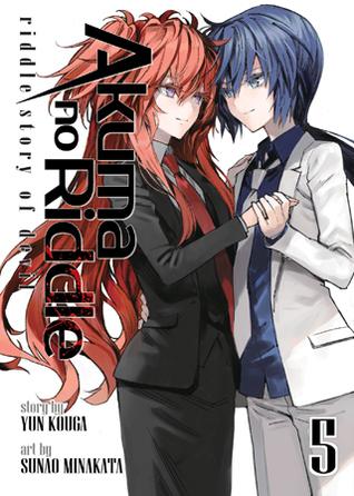 Akuma no Riddle: Riddle Story of Devil, Vol. 05 by Yun Kouga, Sunao Minakata