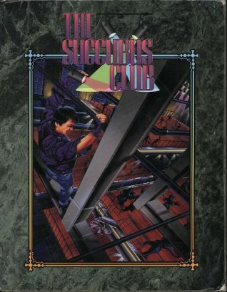 The Succubus Club by Graeme Davis, Andrew Greenberg, Bill Bridges, Lisa Stevens, Steve Crow, Nigel Findley