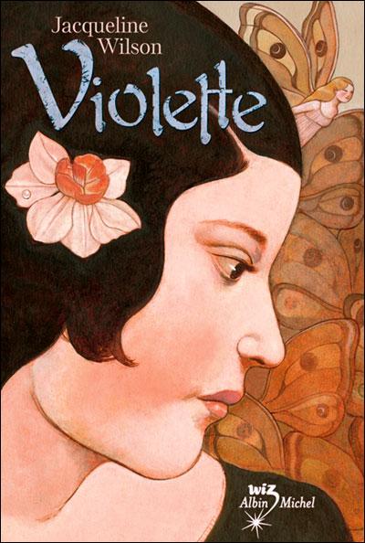 Violette by Jacqueline Wilson