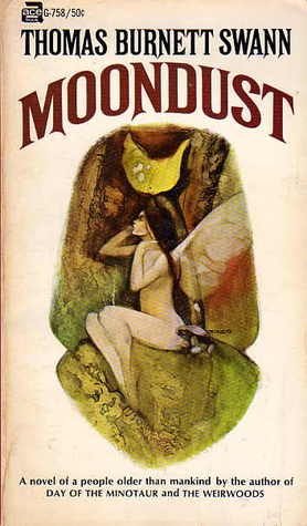 Moondust by Thomas Burnett Swann