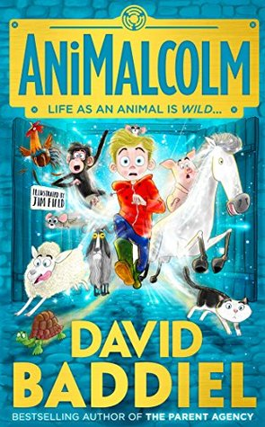 AniMalcolm by Jim Field, David Baddiel