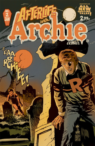 Afterlife With Archie #2: Dance with the Dead by Roberto Aguirre-Sacasa, Francesco Francavilla, Jack Morelli