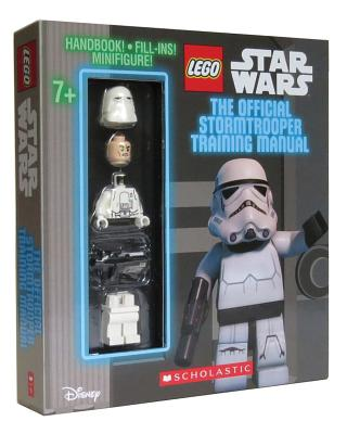 The Official Stormtrooper Training Manual (Lego Star Wars) by Arie Kaplan