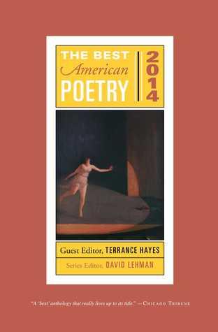 The Best American Poetry 2014 by Terrance Hayes, David Lehman