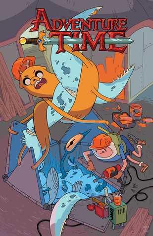 Adventure Time Vol. 13 by Ian McGinty, Pendleton Ward, Christopher Hastings, Maarta Laiho