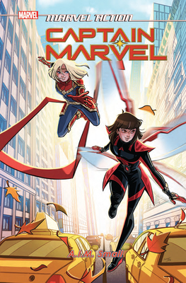 Marvel Action: Captain Marvel: A.I.M. Small by Sweeney Boo, Sam Maggs