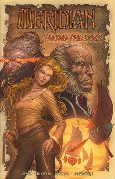 Meridian, Vol. 3: Taking the Skies by Steve McNiven, Barbara Randall Kesel
