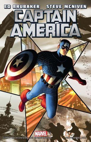 Captain America, Volume 1 by Dexter Vines, Ed Brubaker, Steve McNiven, Laura Martin, Giuseppe Camuncoli, Justin Ponsor, Clayton Cowles, Jay Leisten, Matteo Buffagni, Joe Caramagna, Mark Morales