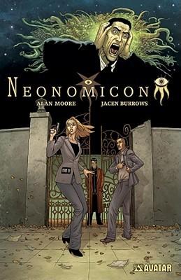 Neonomicon by Alan Moore, Antony Johnston, Jacen Burrows