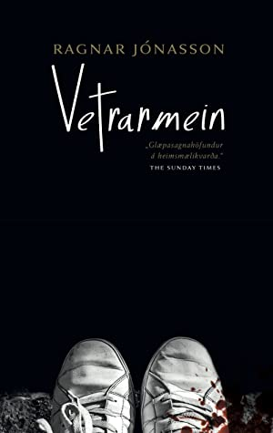 Vetrarmein by Ragnar Jónasson