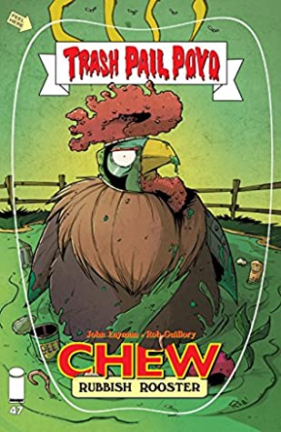Chew #47 by Rob Guillory, John Layman