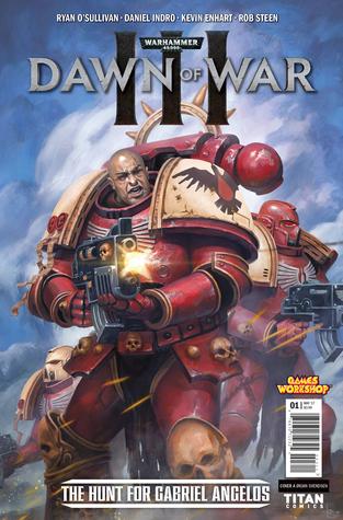 Warhammer 40,000: Dawn of War #1 by Orjan Svendsen, Ryan O'Sullivan, Daniel Indro, Kevin Enhart
