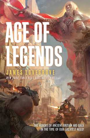 Age of Legends by James Lovegrove