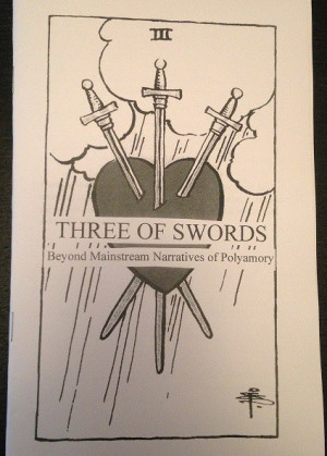 Three of Swords: Beyond Mainstream Narratives of Polyamory by Clementine Morrigan