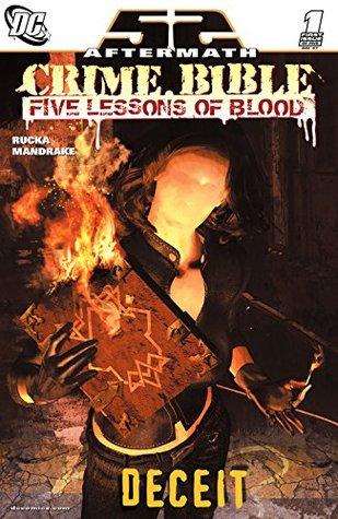 Crime Bible: The Five Lessons (2007-) #1 by Steve Leiber, Manuel García, Tom Mandrake, Jesus Saiz, Matthew Clark, Diego Olmos, Greg Rucka