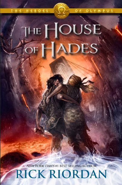 The House of Hades by Rick Riordan