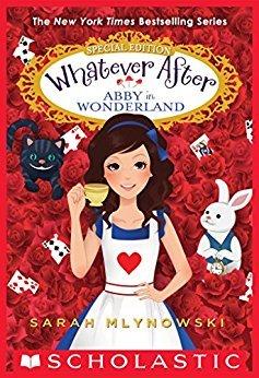 Abby in Wonderland by Sarah Mlynowski