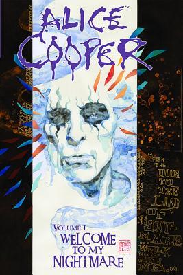 Alice Cooper Volume 1 by Joe Harris, Brandon Jerwa