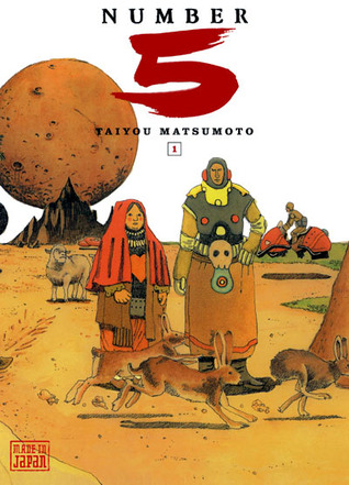 Number 5, Tome 1 by Taiyo Matsumoto