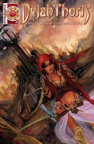 Dejah Thoris #1 by Francesco Manna, Frank J. Barbiere