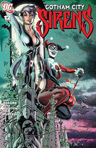 Gotham City Sirens #12 by Peter Nguyen, Tony Bedard