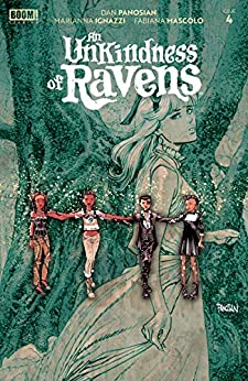 An Unkindness of Ravens #4 by Dan Panosian