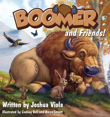 Boomer and Friends! by Joshua Viola