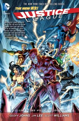 Justice League, Volume 2: The Villain's Journey by Geoff Johns
