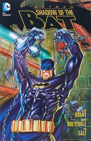 Batman: Shadow of the Bat, Vol. 1 by Vincent Giarrano, Tim Sale, Alan Grant, Norm Breyfogle, Dan Jurgens