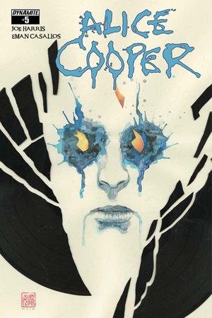 Alice Cooper #5 by Eman Casallos, Joe Harris
