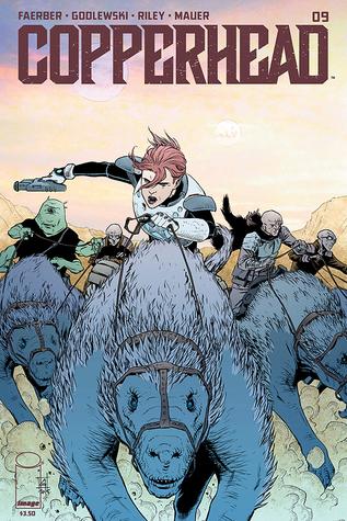 Copperhead #9 by Jay Faerber