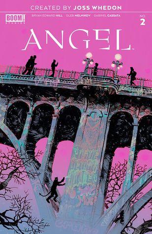 Angel #2 by Gabriel Cassata, Bryan Edward Hill, Dan Panosian, Gleb Melnikov