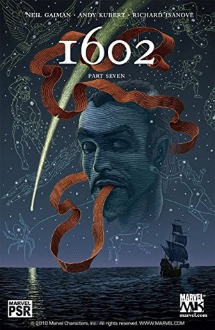 Marvel 1602 #7 by Andy Kubert, Scott McKowen, Neil Gaiman