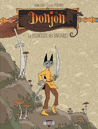Dungeon: Zenith - Vol. 2: The Barbarian Princess by Joann Sfar, Lewis Trondheim