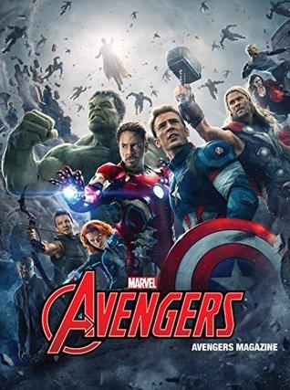 Avengers Magazine (2015-) #1 by Jack Kirby
