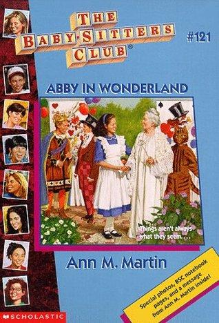 Abby in Wonderland by Ann M. Martin