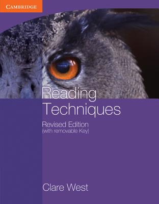 Reading Techniques with Removable Key by Clare West
