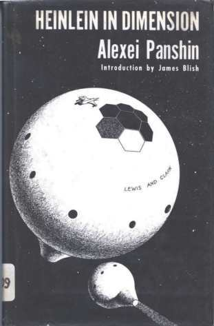 Heinlein in Dimension by Alexei Panshin