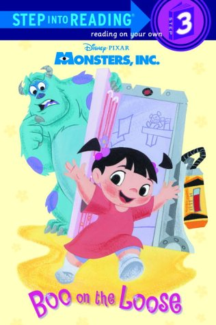 Boo on the Loose! by Walt Disney Company, Gail Herman
