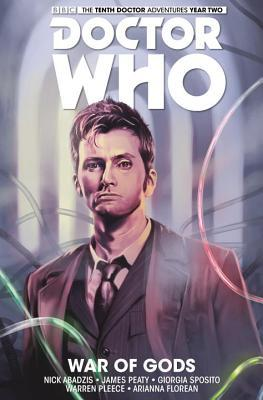 Doctor Who: The Tenth Doctor, Vol. 7: War of Gods by Giorgia Sposito, Nick Abadzis