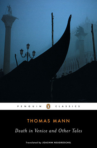 Death in Venice and Other Tales by Joachim Neugroschel, Thomas Mann