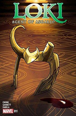 Loki: Agent of Asgard #11 by Al Ewing, Lee Garbett