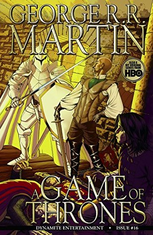 A Game of Thrones #16 by Tommy Patterson, George R.R. Martin, Daniel Abraham