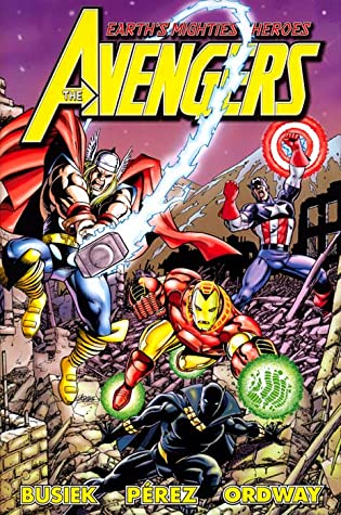 Avengers Assemble, Vol. 2 by John Francis Moore, George Pérez, Jerry Ordway, Kurt Busiek, Al Vey